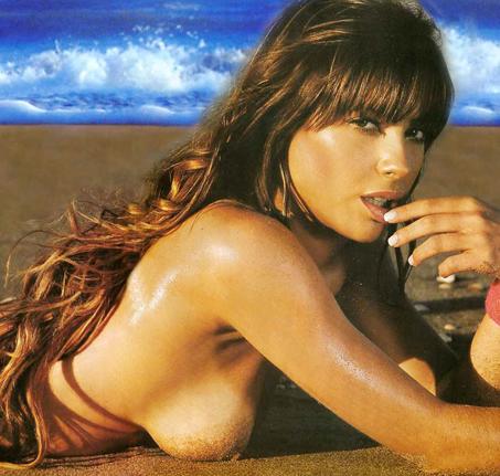 Victoria Vanucci de tenista a modelo top
